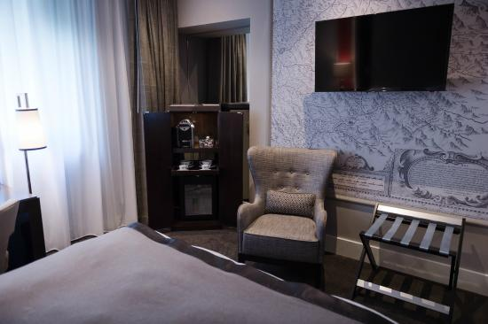 Park Hotel Grenoble - MGallery Collection : Chambre Classique