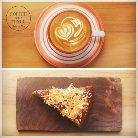 Coffee & Thyme Gili Air: Couple of the day
