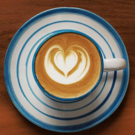 Coffee & Thyme Gili Air: Cappuccino