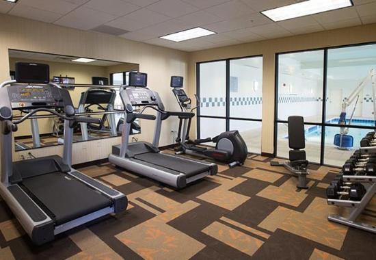 Courtyard by Marriott Winchester: Fitness Center