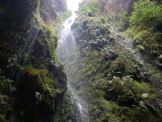 Chicaque, Colombie : Cascada