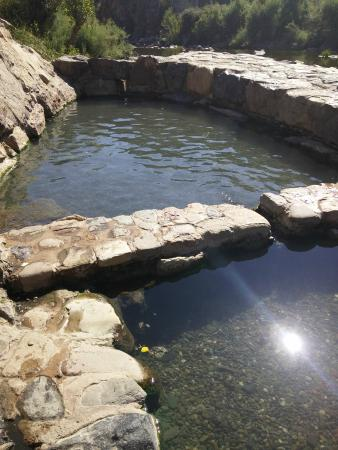 Natural Spa Of Hot Spring Review Of Pozas De Aguas Termales De Arnedillo Arnedillo Spain Tripadvisor