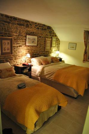 La Fosse: One of the romantic rooms