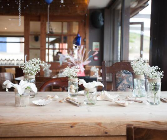 View Wedding Decor: Picture Of Crusoe's, Tynemouth