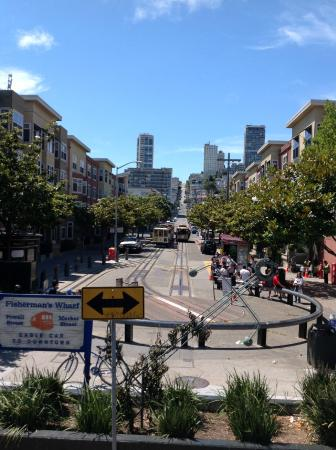 San Francisco Deluxe Sightseeing Tours: Fisherman's Wharf
