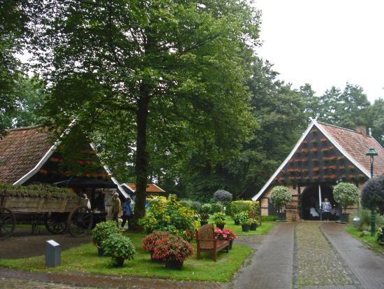 Openluchtmuseum Ootmarsum Het Land Van Heeren en Boeren: Doorkijkje
