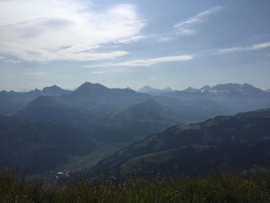Hotel Alpine Lodge Gstaad - Saanen: In de bergen rond Saanen