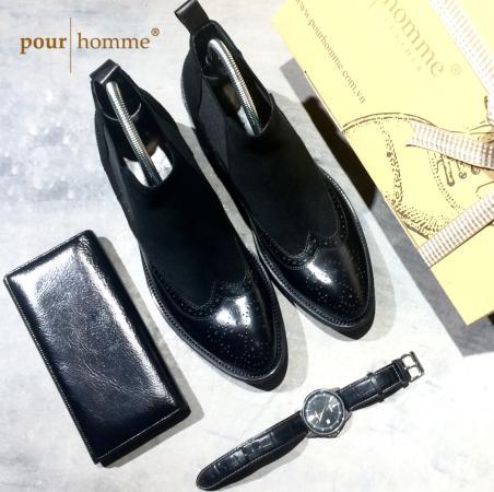 Pour Homme - Shoes & Leather