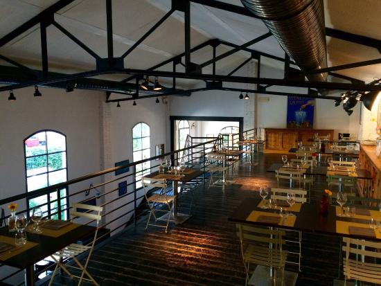 Ristorante Largo Galeffi 1: Soppalco ristorante