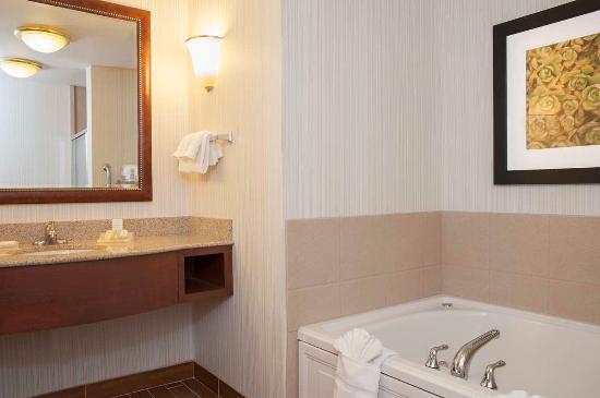 Hilton Garden Inn St. Paul/Oakdale - Bathroom (Suite)