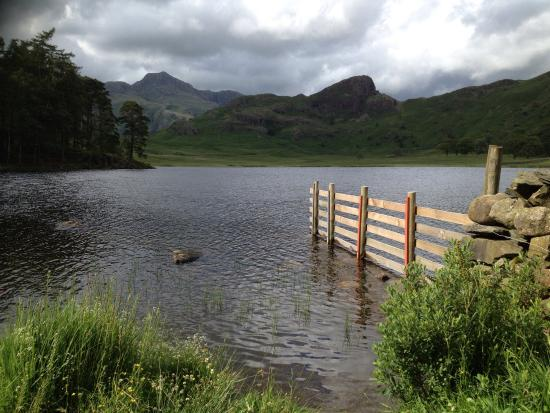 Little Langdale, UK: Blea Tarn
