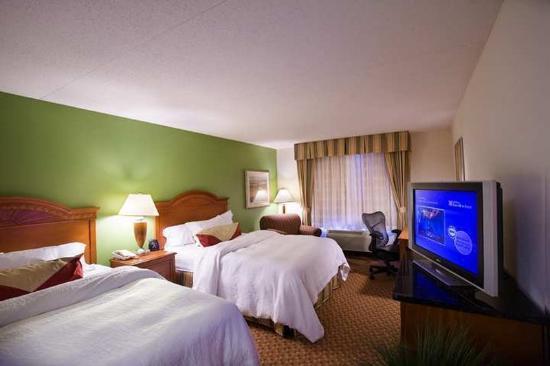 Hilton Garden Inn Chattanooga / Hamilton Place: Guest Room