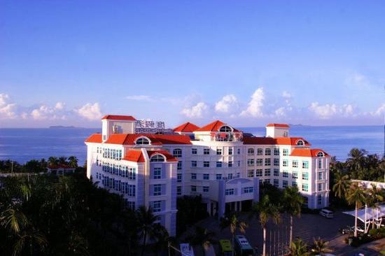 Huayuan Hot Spring Seaview Resort : Exterior
