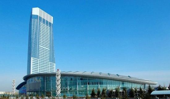 Harbin Victories Hotel : Exterior