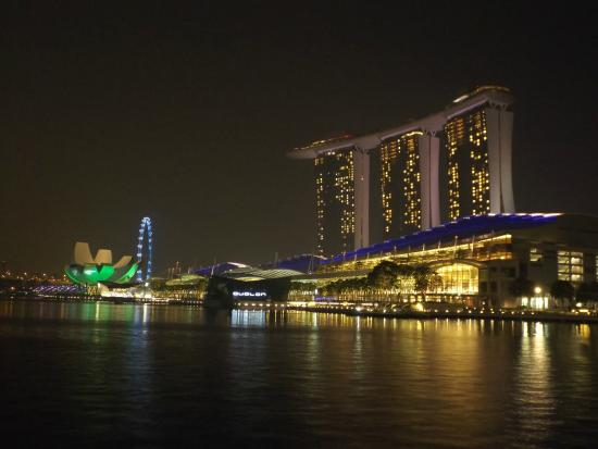 Piscina picture of marina bay sands singapore tripadvisor - Singapore hotel piscina ...