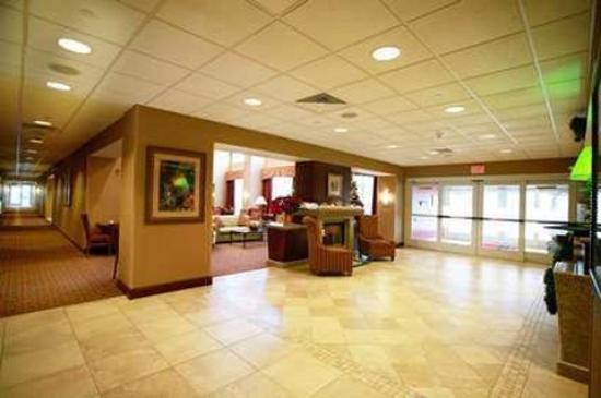 Hampton Inn & Suites Westford - Chelmsford: Lobby