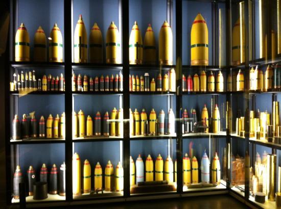 Memorial Museum Passchendaele 1917: Museum Passchendale 1917
