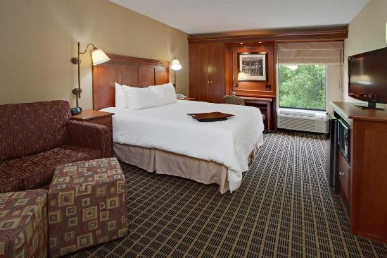 Hampton Inn Columbus/Delaware: Standard King Room