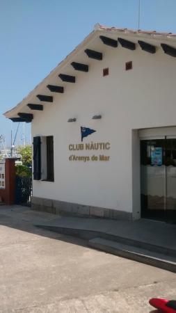 Arenys de Mar, İspanya: Club