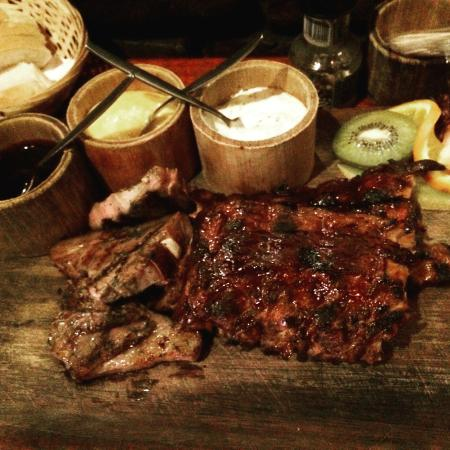Barbeque Castell Amsterdam.Spare Ribs And Lambchop Picture Of Barbeque Castell