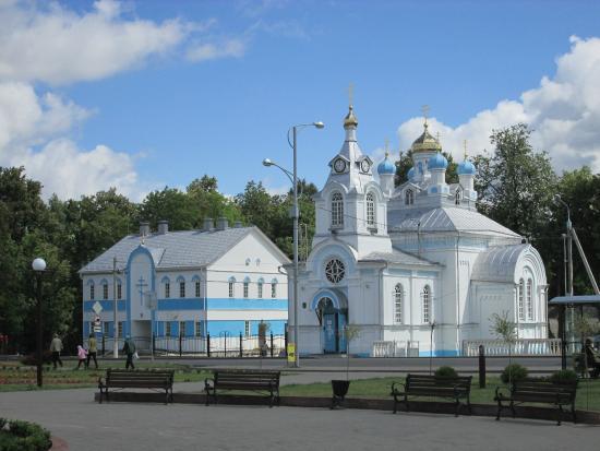 Vileyka, Weißrussland: Вилейская церковь Св. Марии Египетской