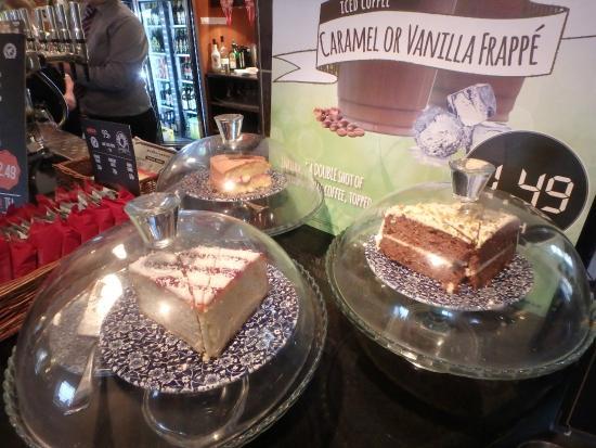 Kendal, UK: dessert options
