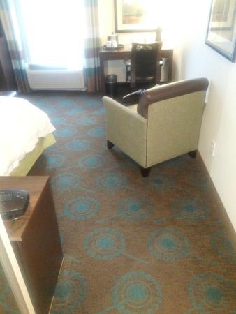 Anderson, SC: inside room