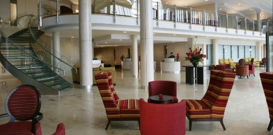Pillo Hotel Ashbourne: Reception