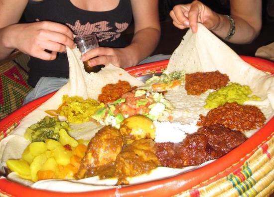 Abissinia : Degustación para 3
