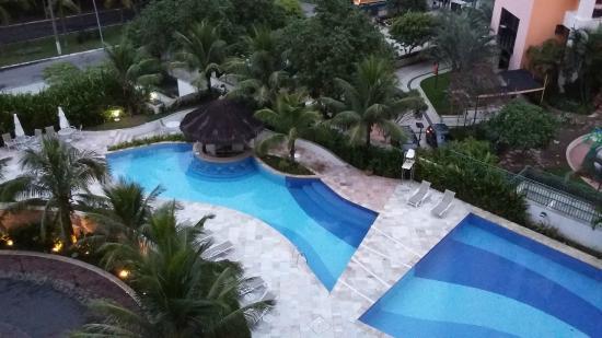 Transamerica Prime Barra: piscina