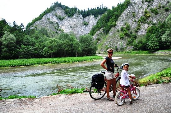 Splyw Dunajcem