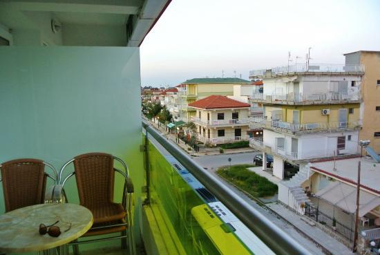 Akti Musson - balcony