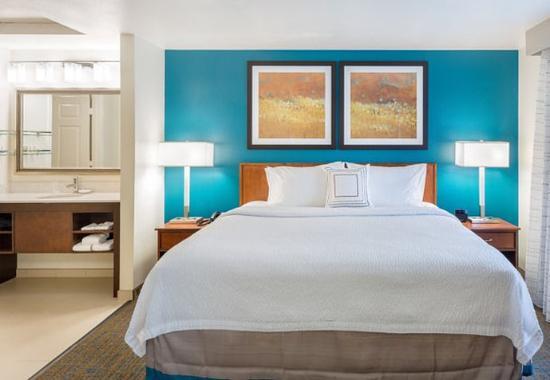 Residence Inn Portland Hillsboro : King Studio Suite