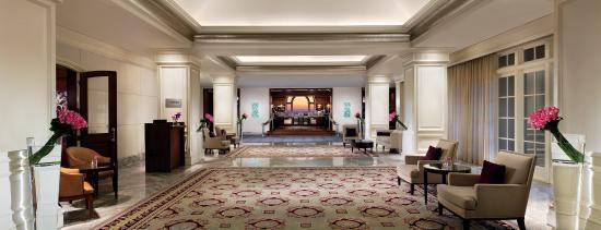 The Ritz-Carlton, Laguna Niguel : Modern décor, both inviting and lavish at The Ritz