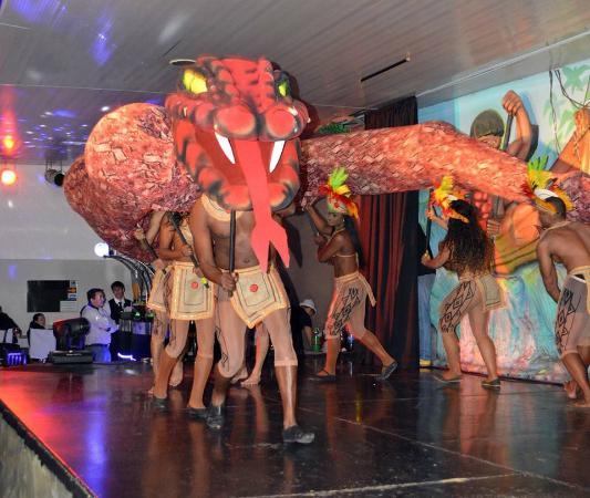 Oba Oba Show Brasil Samba Show: M'Boy - Lenda das Cataratas