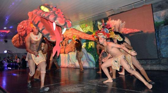 Oba Oba Show Brasil Samba Show: Lenda