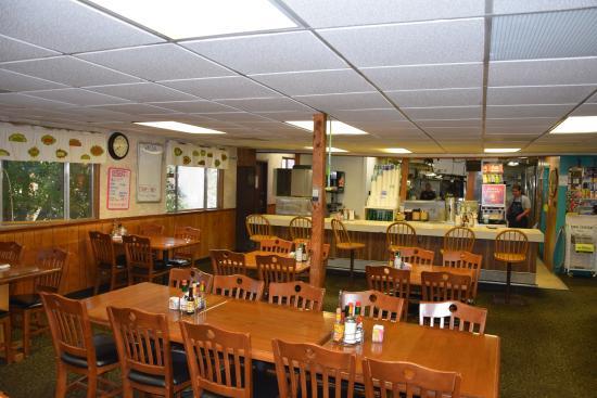 Anasazi Inn at Tsegi: Salle de restauration