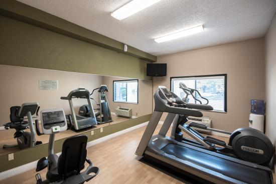 Comfort Inn Near Plano Medical Center: Tx Fitness