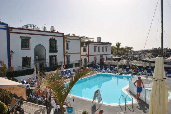 La Venecia de Canarias : HEATED POOL