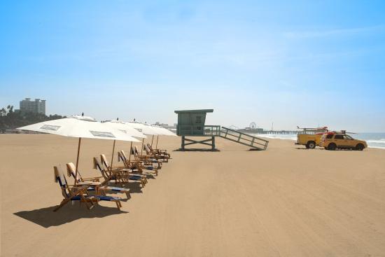 Fairmont Miramar Hotel & Bungalows: Beach