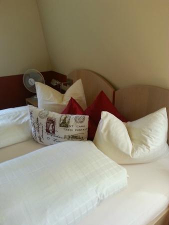 Rotes Ross Marktbergel: Doppelzimmer