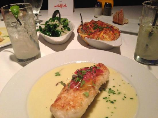 Fish special picture of wildfish seafood grille san for Wild fish san antonio
