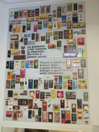 باريس, فرنسا: musée gourmand du chocolat
