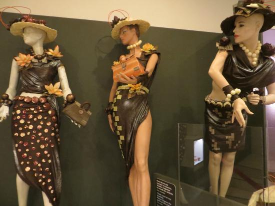 París, Francia: musée gourmand du chocolat