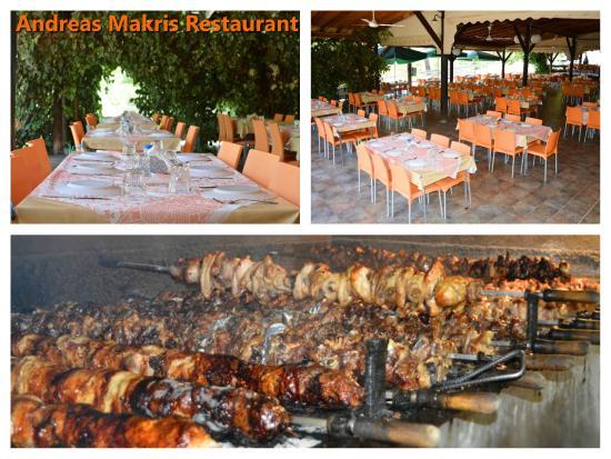 Andreas Makris Restaurant: Sundays