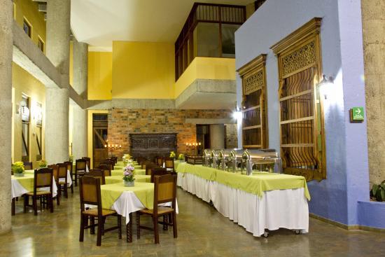 Comedor. - Picture of Hotel Hacienda Balandu, Jardin - TripAdvisor