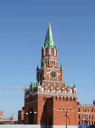Yoshkar-Ola, Russia: Благовещенская башня