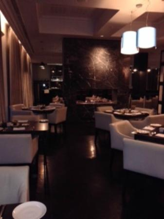 Dash Restaurant & Bar: Set up