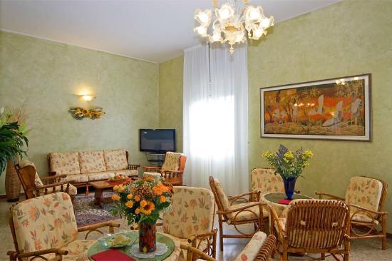 Hotel Janeiro: Sala TV