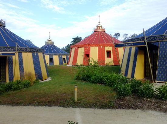 Le camp du drap d 39 or photo de le puy du fou les epesses tripadvisor - Puy du fou le camp du drap d or ...